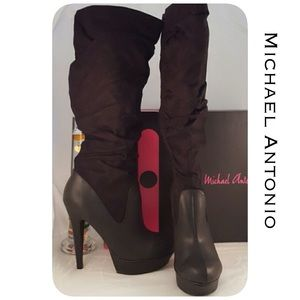 Killer Michael Antonio Boots😊😊
